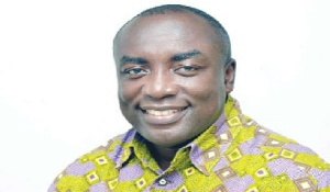 Kwabena Agyei Agyapong, former General Secretary of the New Patriotic Party