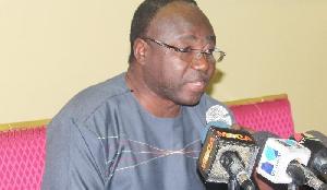 Suspended PPA boss, Adjenim Boateng Adjei