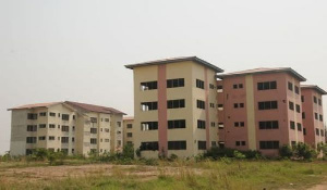 The Affordable Housing building