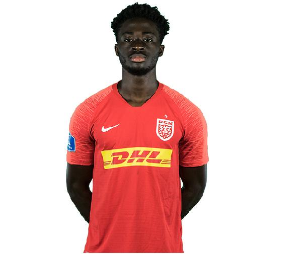 Ghanaian defender Abdul Mumin close to Vitória Guimarães move