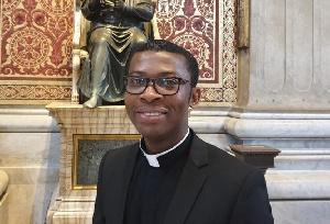 Rev. Fr. David Selasie Agah, SVD
