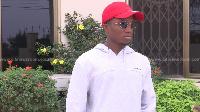 King of Fante rap, Kofi Kinaata