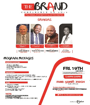 The event is expected to bring together relevant stakeholders to discuss on branding