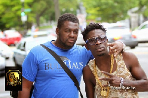 Bulldog is Shatta Wale's manager