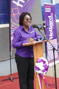 Group Chief Executive Officer of Hollard Insurance Ghana, Patience Akyianu