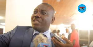 Isaac Adongo   Bolgatanga Central MP