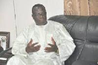 Yendi Municipal Chief Executive, Alhaji Hammed Abubakari Yussuf