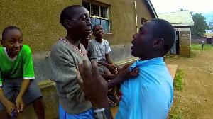 Bullying In Africa