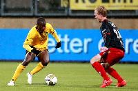 Edwin Gyasi in action for Roda JC