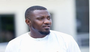 NDC parliamentary aspirant for Ayawaso West Wuogon, John Dumelo