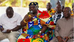 Aburihene, Nana Otubuo Djan Kwasi II