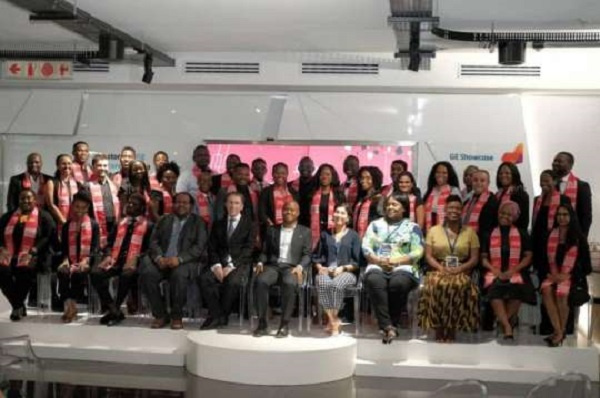Some students received scholarship from General Electric