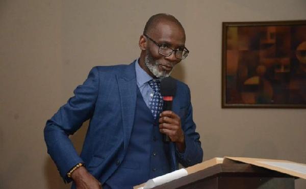 Private legal practitioner, Gabby Asare Otchere-Darko