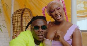 Stonebwoy And Cuppy
