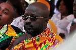 The President's Executive Secretary, Nana Asante Bediatuo