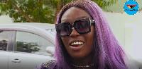 Ghanaian female rapper, Eno Barony