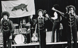 For the funk band, the Black Panther party always came first