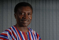 Professor Kwabena Frimpong-Boateng, the Minister of Environment, Science, Technology and Innovation