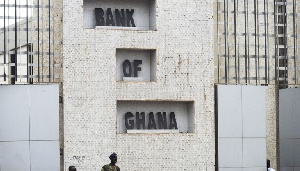 The Central Bank, Bank of Ghana