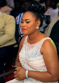 Joyce Blessing and her crew were involved in a ghastly accident on their way to the concert