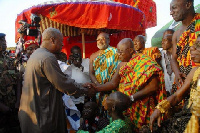 Media projections prove Akufo-Addo would be next president