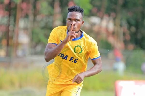 Kotoko emerge favourites to sign Uganda Premier League top scorer Steven Mukwala