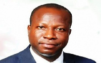 James Kwabena Bomfeh Jr. is Acting General Secretary of the Convention Peoples Party