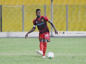 Kotoko Defender, Ismail Ganiu