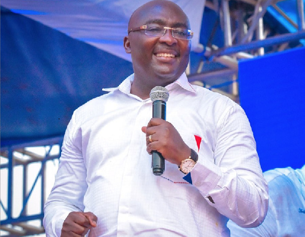 Choose development over retrogression by voting number 1 on Dec. 7 - Bawumia urges