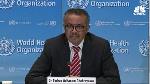 Tedros Adhanom Ghebreyesus, WHO Director General