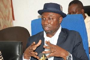 Christian Addai-Poku, the Executive Director of the NTC