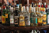 File photo - Alcoholic Beverages