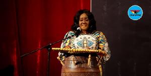 Barbara Oteng-Gyasi, Minister of Tourism, Arts and Culture