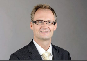 Philipp Stalder, Ambassador of Switzerland to Ghana, Benin and Togo
