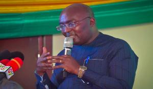 Dr Mahamudu Bawumia,  Vice President of Ghana.