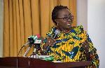 Abla Dzifa Gomashie is MP for Ketu South
