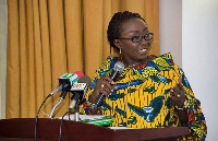 Dzifa Abla Gomashie is Former Deputy Minister for Tourism, Culture and Creative Arts
