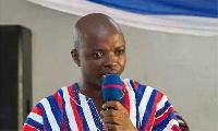 NPP Regional Chairman, Kwame Baffoe