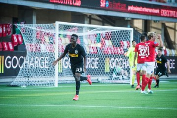 Youngster Kamaldeen Sulemana's qualities praised by Midtjylland captain