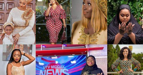 Some Ghanaian celebrities