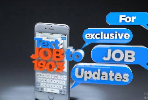 With this new service, you can sit in the comfort of your home and get updates on job opportunities