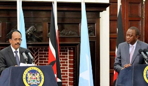 Somalia cut ties with Kenya in December 15, 2020 citing interference in domestic affairs