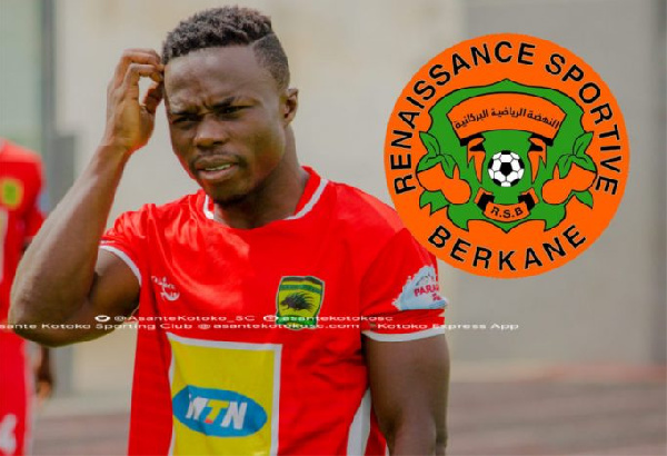 Has Augustine Okrah returned to Asante Kotoko?
