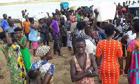 Volta lake tragedy