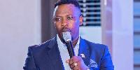 Founder of Prophetic Hill Chapel, Prophet Nigel Gaisie