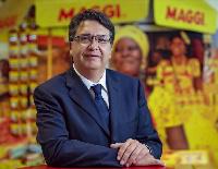 Rémy Ejel, Market Head of Nestlé Central and West Africa Ltd.