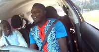 Bill Asamoah in an interaction with Zionfelix on his 'Celebrity Ride' show denied the assertion