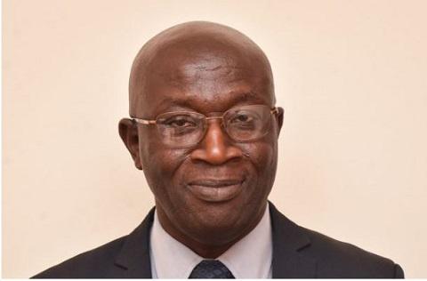 Professor Joe Amoako-Tuffour