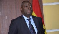 Minister for Business Development, Ibrahim Mohammed Awal