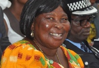 Madam Akua Donkor claims her human rights have been violated in the case.